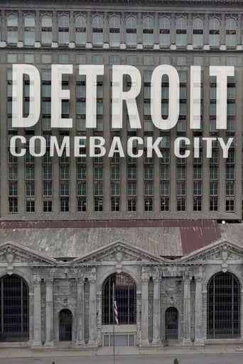 Poster of Detroit: Comeback City