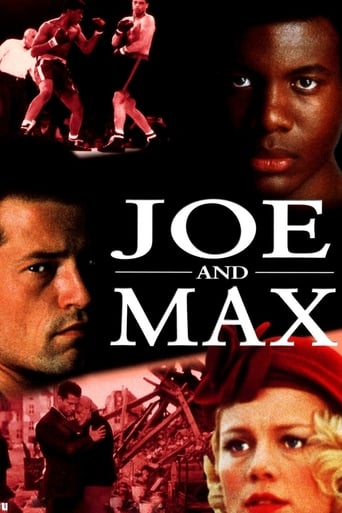 Poster of Joe and Max