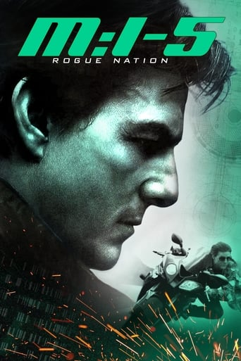 Poster Mission: Impossible - Rogue Nation