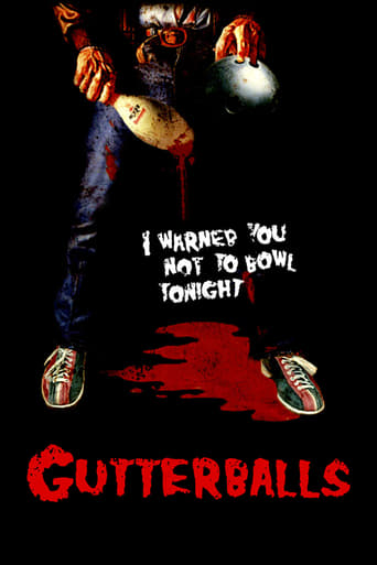 Poster of Gutterballs