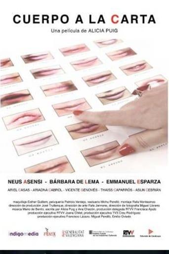 Poster of Cuerpo a la carta
