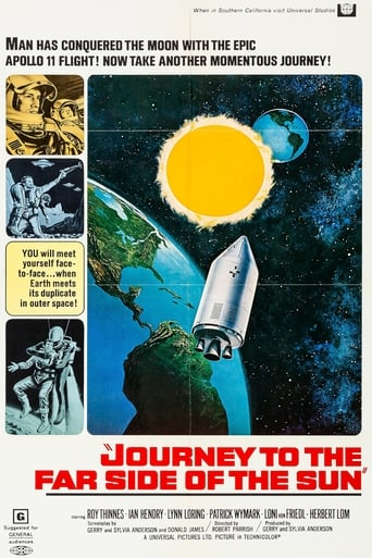 Journey to the Far Side of the Sun (1969) - poster