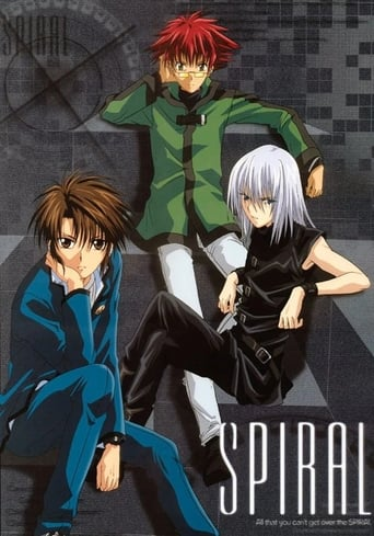 Poster of Spiral: The Bonds of Reasoning
