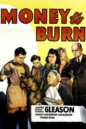 Poster of Money To Burn