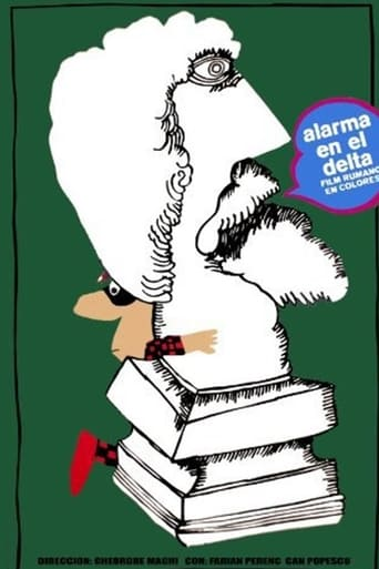 Poster of Alarm in the Delta