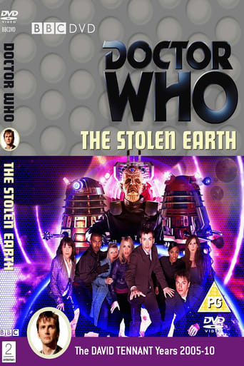 Poster of Doctor Who: The Stolen Earth