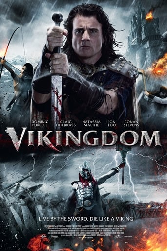 Poster of Vikingdom