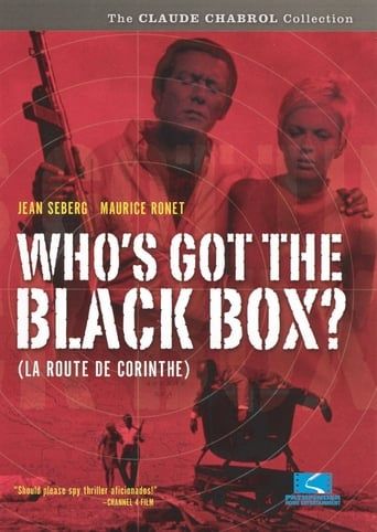 Poster of Who's Got the Black Box?