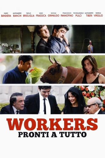 Poster of Workers - Pronti a tutto
