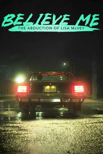 Poster of Believe Me: The Abduction of Lisa McVey