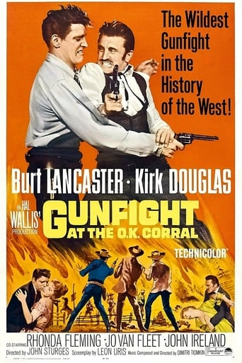 'Gunfight at the O.K. Corral (1957)