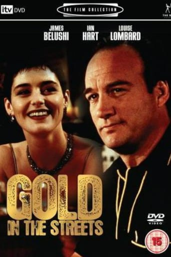 Poster of Gold In The Streets