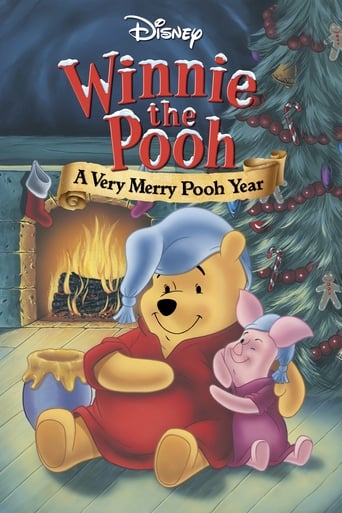 Poster of Winnie the Pooh: A Very Merry Pooh Year