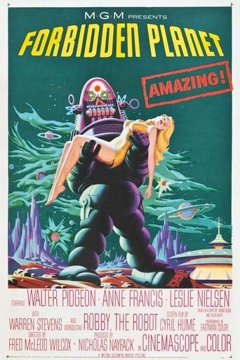 Planeta Proibido - Poster