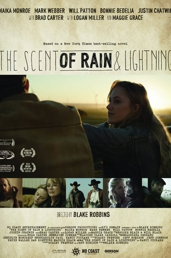 Poster of The Scent of Rain & Lightning