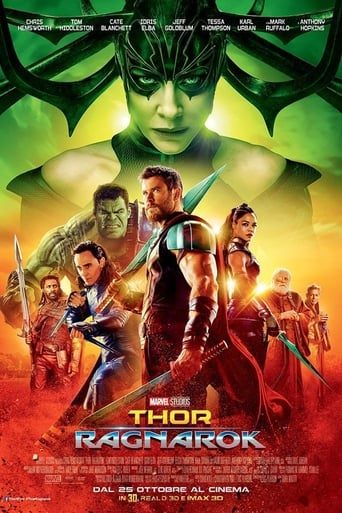 2017 Thor: Ragnarok