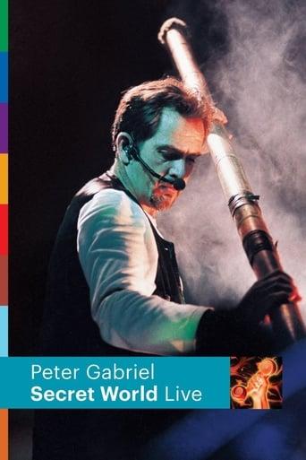 Watch Peter Gabriel : Secret World Live full movie online 1337x