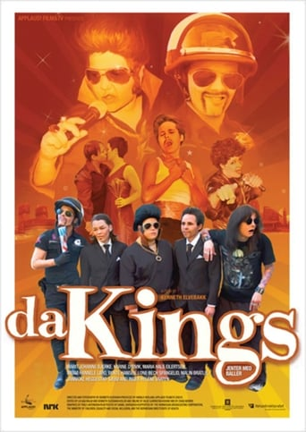 DaKings Movie Poster