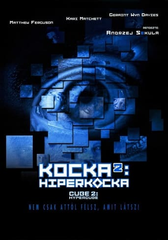 Kocka 2: Hiperkocka