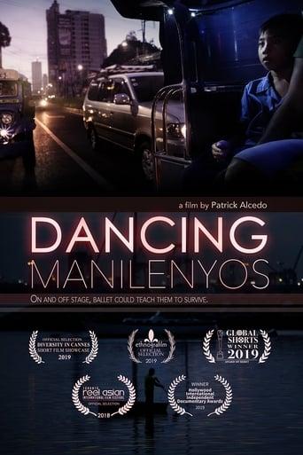 Dancing Manilenyos