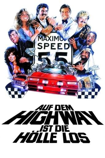 Auf dem Highway ist die Hölle los - Komödie / 1981 / ab 6 Jahre