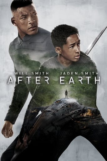 After Earth - Science Fiction / 2013 / ab 12 Jahre