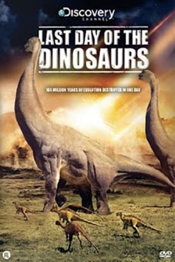 Poster of Last Day of the Dinosaurs