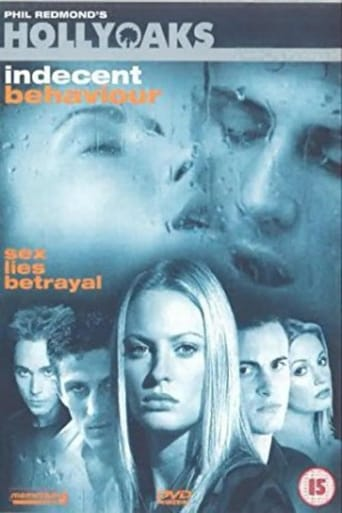 Poster of Hollyoaks: Indecent Behaviour
