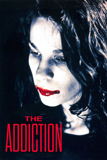 The Addiction poster