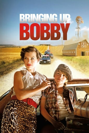 Poster of Bringing Up Bobby