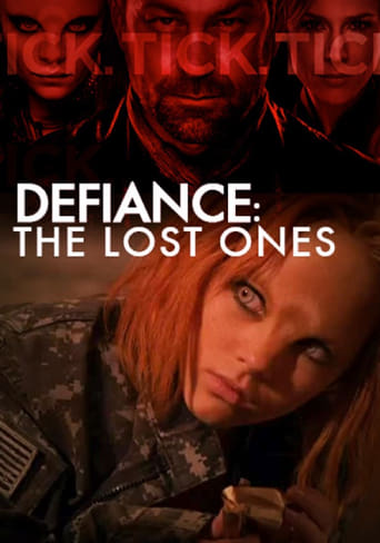 Poster of Defiance: The Lost Ones