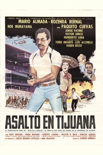 Poster of Asalto en Tijuana
