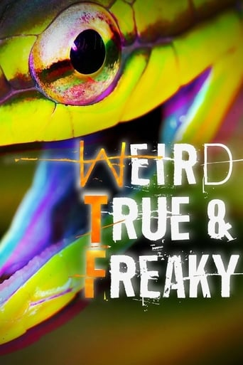 Weird, True & Freaky
