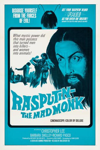 'Rasputin: The Mad Monk (1966)