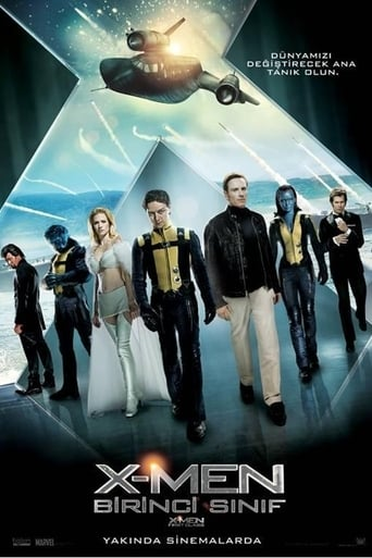 Poster of X-Men: Birinci Sınıf