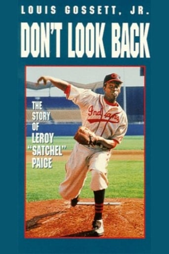 "Don't Look Back: The Story of Leroy ""Satchel"" Paige Movie Poster"