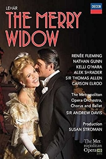 Poster of Lehâr: The Merry Widow