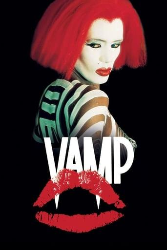 Vamp, o Filme - Poster