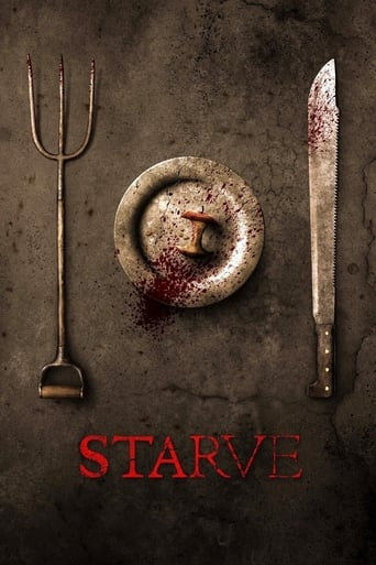 Poster of Starve