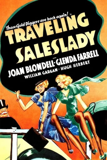 Poster of Traveling Saleslady