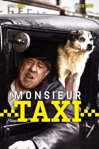 Poster of Monsieur Taxi