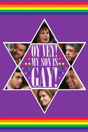 Poster of Oy Vey! My Son Is Gay!