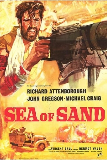 Poster of Sea of Sand