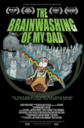 Poster of The Brainwashing of My Dad