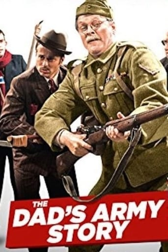Poster of We're Doomed! The Dad's Army Story