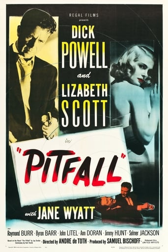Poster of Pitfall