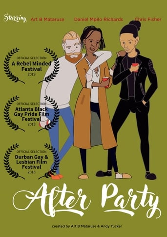 After Party – Salmon Raw