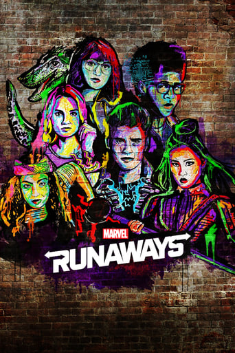 Marvel's Runaways Movie Poster