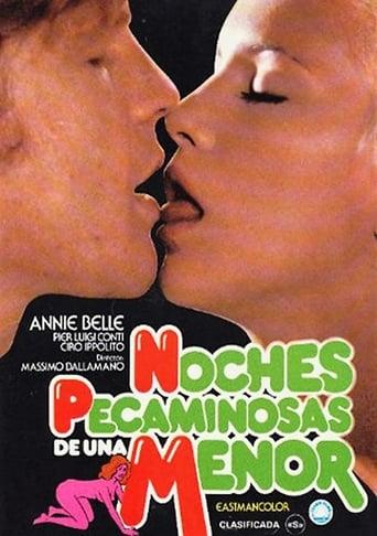 Poster of Las noches pecaminosas de una menor