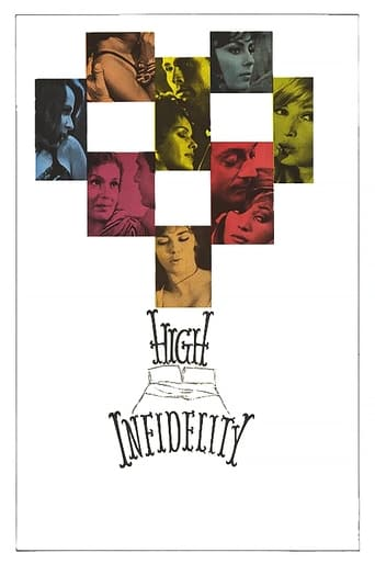 Poster of High Infidelity